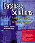 Database Solutions [With Cd-Rom]