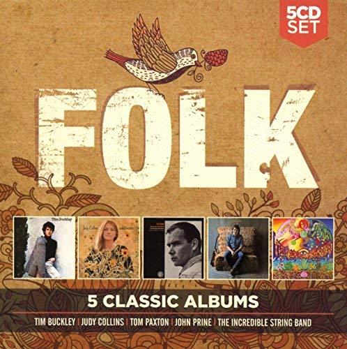 5 Classic Albums: Folk