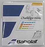 Babolat Challenge HiLife Badminton Saite Set 0,85mm–weiß