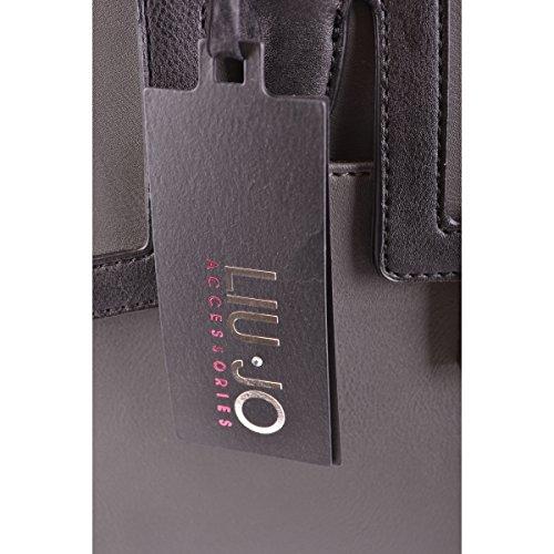 Liu Jo Shopping Simi Sac à main - Fourre-tout 36 cm antracite