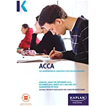 ACCA F7 Financial Reporting (International and UK) - Complete Text (Acca Complete Texts)