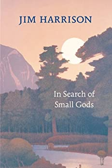 In Search of Small Gods by [Harrison, Jim]