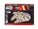 Revell Modellbausatz Star Wars Millennium Falcon im Maßstab 1:241