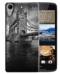 PrintFunny Designer Printed Case For HTC Desire 828