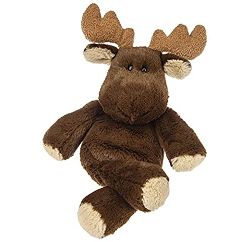 Mary Meyer 22.5 cm Marshmallow Zoo Junior Moose Plush Toy