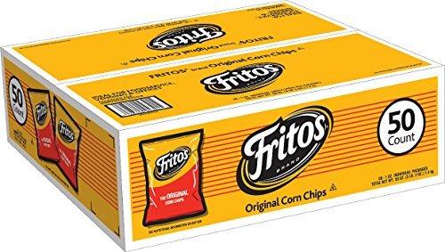 fritos-corn-chips-regular-1-oz-bags-pack-of-50-by-frito-lay