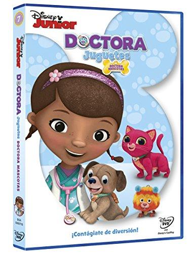Doctora Juguetes 7: Doctora Mascotas [DVD]