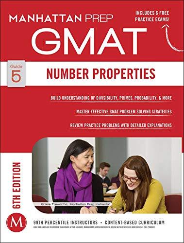 GMAT Number Properties (Manhattan Prep GMAT Strategy Guides, Band 5)
