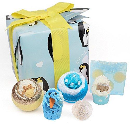 Bomb Cosmetics Penguin Party, Geschenkset, 1er Pack (1 x 6 Stück)