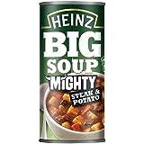 Heinz Filete Grande De Sopa De Angus Y 500g De Patatas (Paquete de 6)