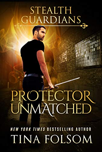 Protector Unmatched Stealth Guardians Book 6 English