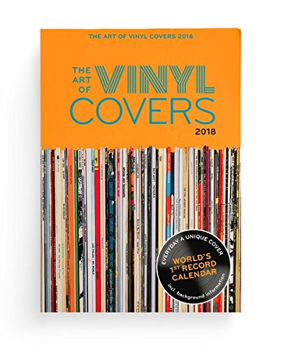 The Art of Vinyl Covers: 365 unique Album Covers - World's 1st Record Calendar - Partnerlink