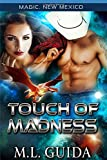 Touch of Madness: The Worlds of Magic New Mexico (Dragons of Zalara)