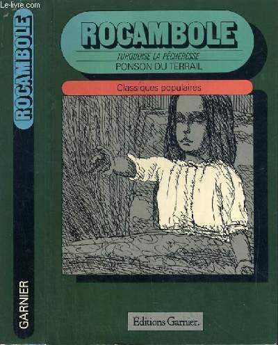 Rocambole, Turquoise la pecheresse (Collection Classiques populaires) (French Edition)