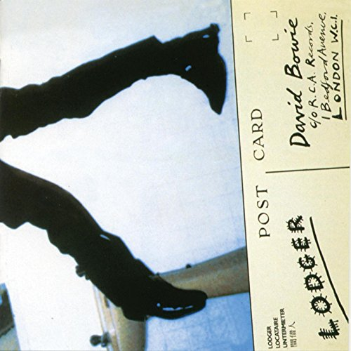 David Bowie: Lodger (Audio CD)