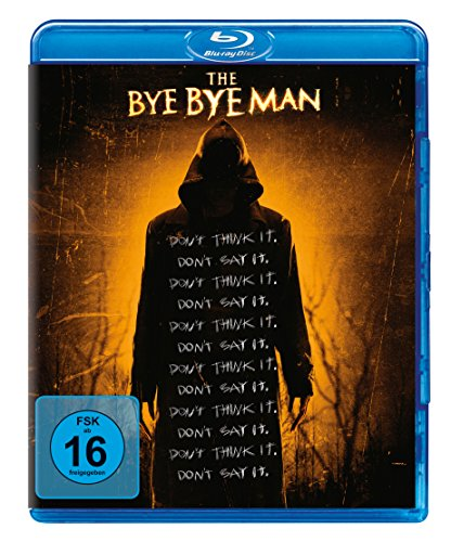 The Bye Bye Man [Blu-ray]