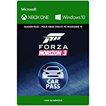 Forza Horizon 3 Car Pass [Xbox One/Windows 10 - Code jeu à télécharger]