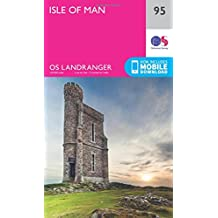 Isle of Man 1 : 50 000 (OS Landranger Map)