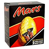 Mars Large Chocolate Easter Egg, 280 g, Pack of 4