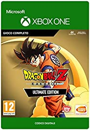 DRAGON BALL Z: KAKAROT Ultimate Edition | Xbox One - Codice download