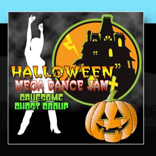 Halloween Mega Dance Jams - Jam Mega Halloween