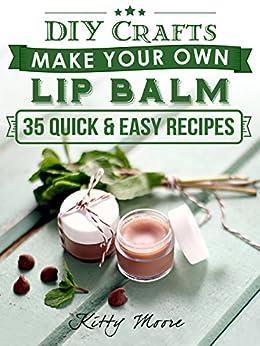 how to make ur own lip balm