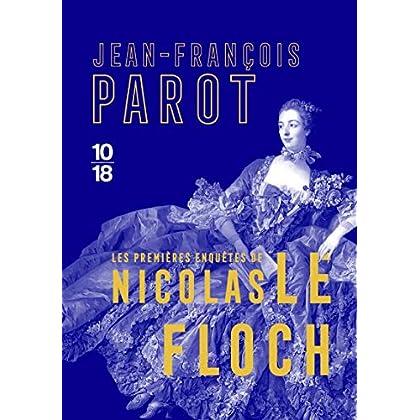 Les trois premières enquêtes de Nicolas Le Floch