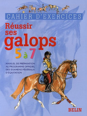 russir-ses-galops-5--7-cahier-d-39-exercices