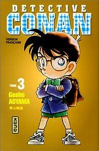 Détective Conan Edition simple Tome 3