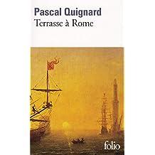 Terrasse à Rome - Grand Prix du Roman de l'Académie Française 2000