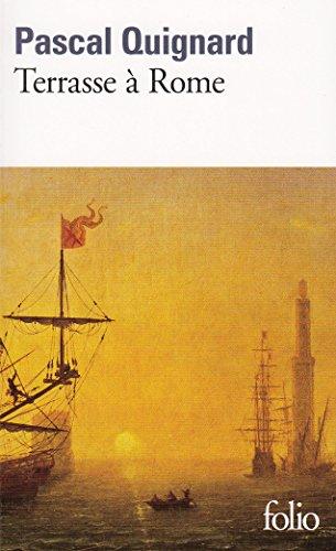 Preisvergleich Produktbild Terrasse à Rome - Grand Prix du Roman de l'Académie Française 2000 (Folio)