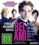 Bel Ami [Blu-ray] - Uma Thurman, Christina Ricci, Colm Meaney, Kristin Scott Thomas, Robert Pattinson