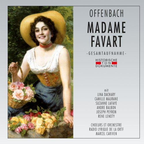 Madame Favart [Import allemand]