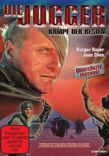 Die Jugger - Kampf der Besten - The Blood of Heroes - Uncut Version (DVD)