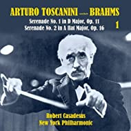 Arturo Toscanini conducts Brahms,[Historical Classical Recordings 1935-1936], Vol. 1