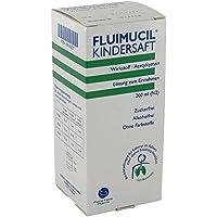 Fluimucil Kindersaft 200 ml preisvergleich bei billige-tabletten.eu