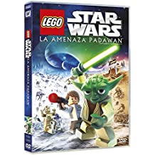 Star Wars Lego: La Amenaza Padawan