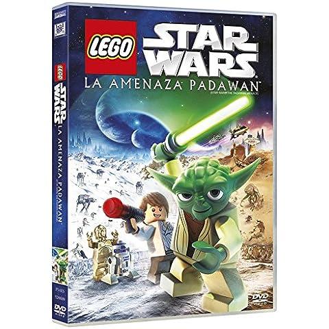 Star Wars Lego: La Amenaza Padawan