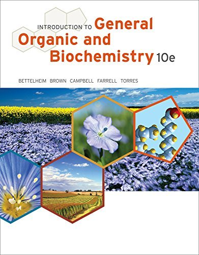 Introduction to General, Organic and Biochemistry by Frederick A. Bettelheim (2012-07-30)