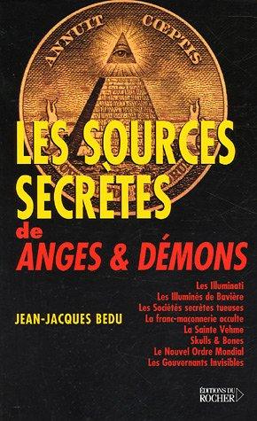 Les sources secrètes de Anges et Démons