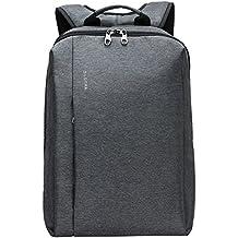 SLOTRA 17 inch Laptop Mochila para Hombres Mujeres Bolsa Casual Escuela Mochila Anti Robo