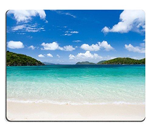 MSD Naturkautschuk Mousepad Bild-ID: 32720228Klassische und Strawberry Margarita Cocktails an exotischen mexikanischen Beach 3645