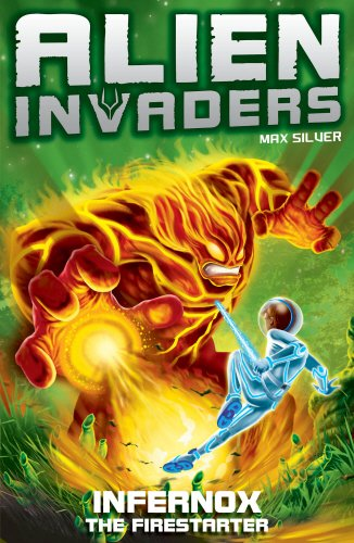 Alien Invaders 2: Infernox - The Fire Starter Cover Image