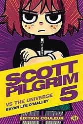 Scott Pilgrim, tome 5 : Scott Pilgrim vs the universe (édition couleur)