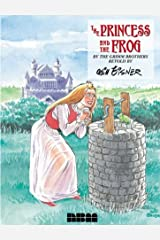 The Princess and the Frog Gebundene Ausgabe
