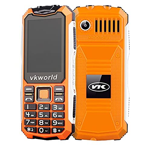 Forfait Orange - Zilong vkworld Stone V3S Téléphone Portable Étanche