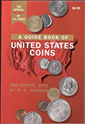 Guide Book of United States Coins-1993 Red