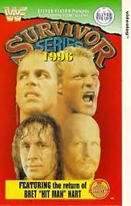 WWF: Survivor Series 1996 [VHS]