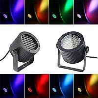 86 LEDs Bühnenlampe DMX Disco Lichteffekt RGB DJ Projektor Strahler Party