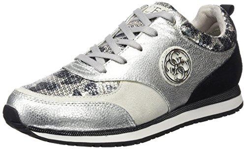 Guess Flree3 Lel12, Sneakers basses femme SILVE